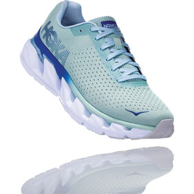 Hoka One One Elevon Chaussures de trail Femme, lichen/sodalite blue